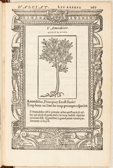 Réunion des musées nationaux  Emblèmes d'Alciat 1549