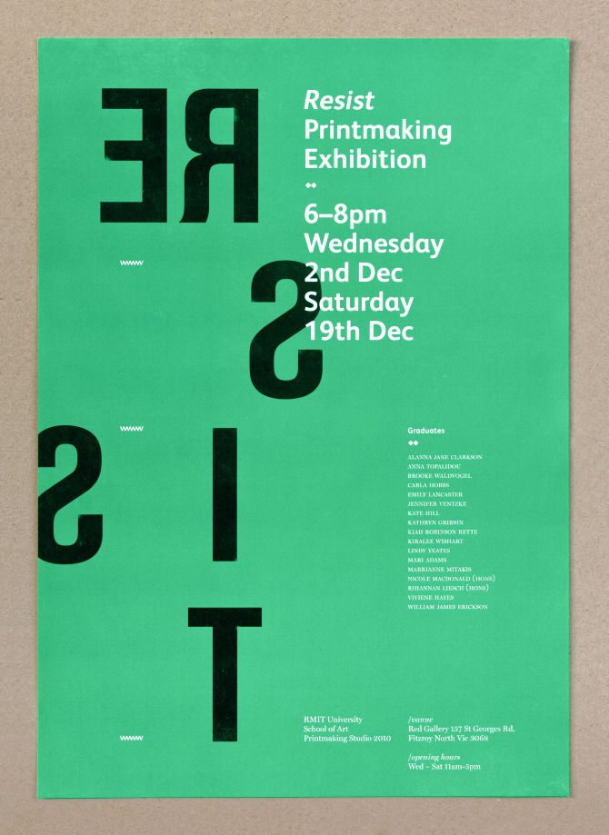 resist printmaking