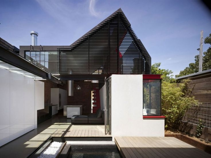 Vader House by Andrew Maynard Architects | HomeDSGN