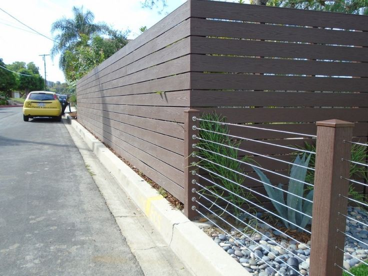 Best 25+ Cable Fencing Ideas On Pinterest