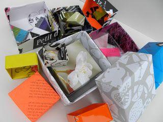 Bæredygtigt design: DIY: Fold en gaveæske