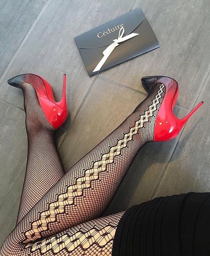 "509 Likes, 3 Comments - Sam (@metal_heels) on Instagram: ""Nothing as alluring as #Fishnets & #HotChick"""