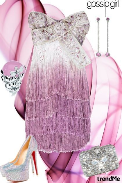Gossip Girl Season 5 Episode 10 / Serena's Dress from Ecenur B. - trendme.net