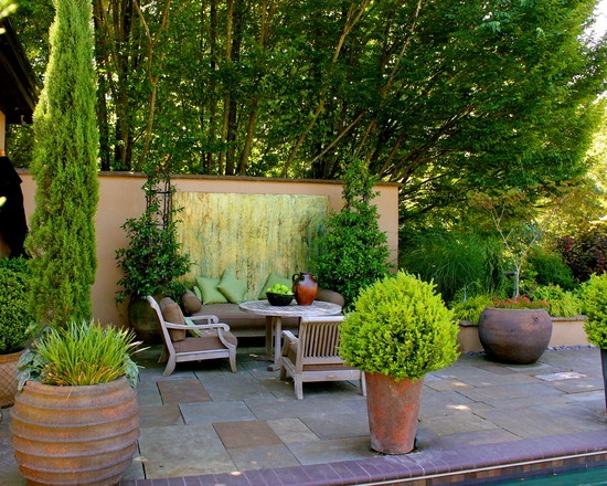 Patio Flower Pots And Planters Design, Pictures, Remodel, Decor and Ideas