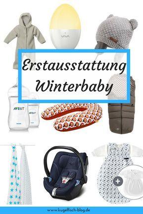 Erstausstattung Winterbaby – Shopping für das dritte Kind – Nadine Lochmann