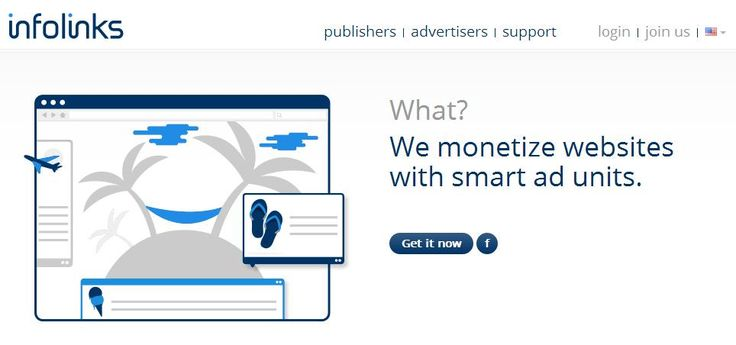 Meet Infolinks, A Smart Offering To Monetize Your Websites - JustWP.org
