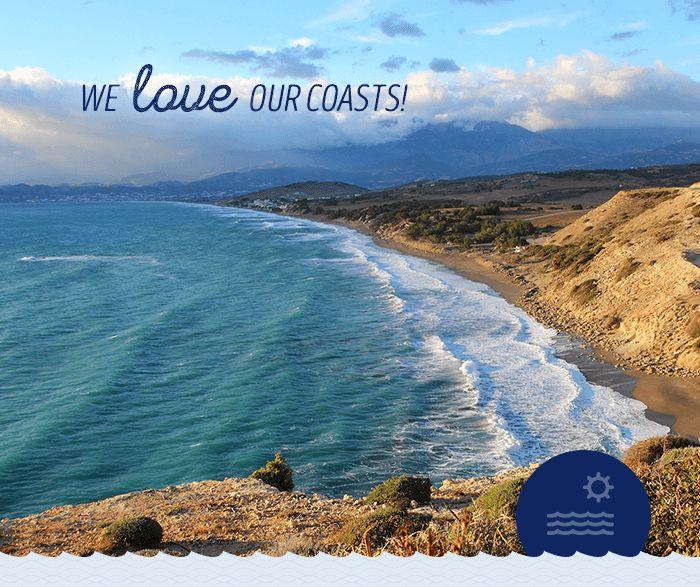 Ξέρατε ότι η Ελλάδα κατέχει την 11η θέση στις χώρες με τη μεγαλύτερη ακτογραμμή στα 13.676 χιλιόμετρα; Με αφορμή τη σημερινή Μεσογειακή Ημέρα Ακτών, μην ξεχνάτε ότι αυτόν τον φυσικό πλούτο, για να τον χαιρόμαστε, θα πρέπει πρώτα να τον προστατεύουμε! Δείτε πώς συμβάλλετε στην προστασία του επιλέγοντας τη Minoan Lines για τις μετακινήσεις σας: https://goo.gl/yG6kp  Did you know that Greece has the longest coastline on the Mediterranean Basin and the 11th longest coastline in the world at…