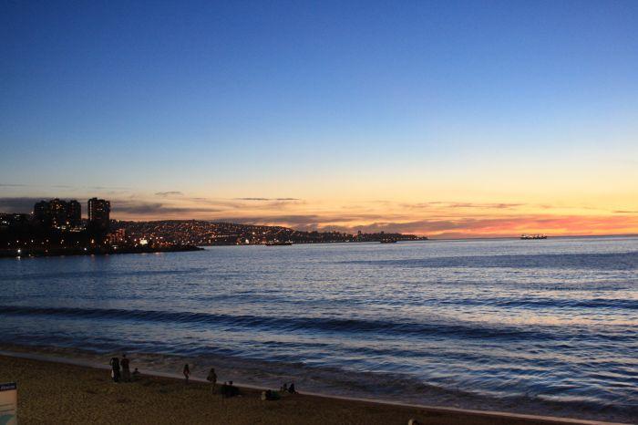 El abecedario en imágenes, fotografia que ilustra palabras: con la M de Mar