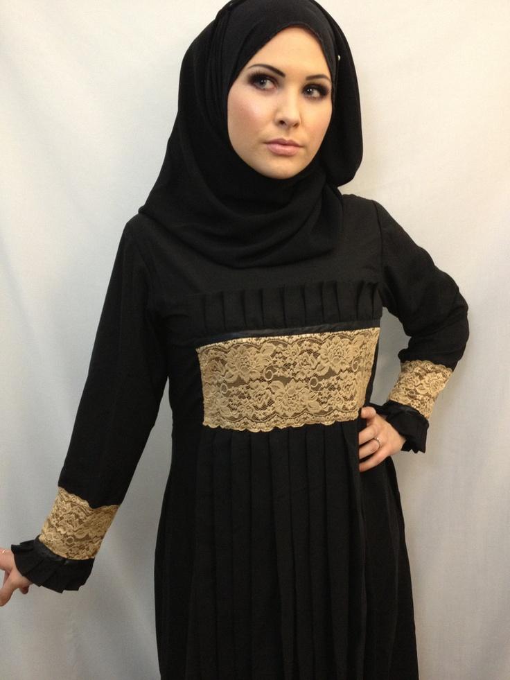 Designer Inspired Abaya 254 - Boutique Al-Khaleejia