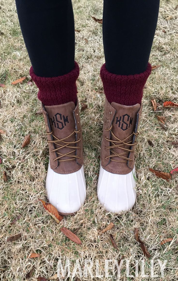 17 best ideas about duck boots on pinterest