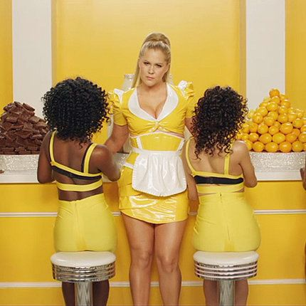 We Literally Don't Know What Is Happening in This Amy Schumer Music Video