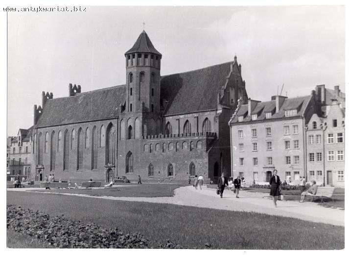 Skwer Szeroka Gdańsk  źródło: https://www.facebook.com/gdanskhistoryczny/