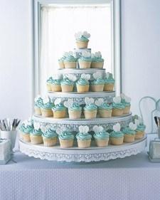 Cute cupcake stand julie-ann-and-matt-s-shabby-chic-wedding