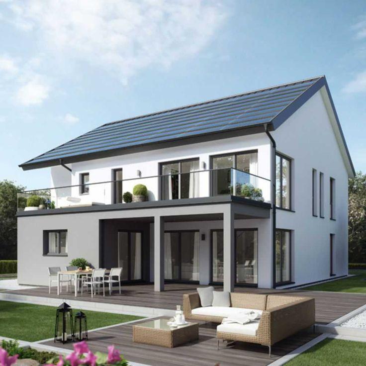 best 25 modern house exteriors ideas on pinterest modern house facades modern house design. Black Bedroom Furniture Sets. Home Design Ideas