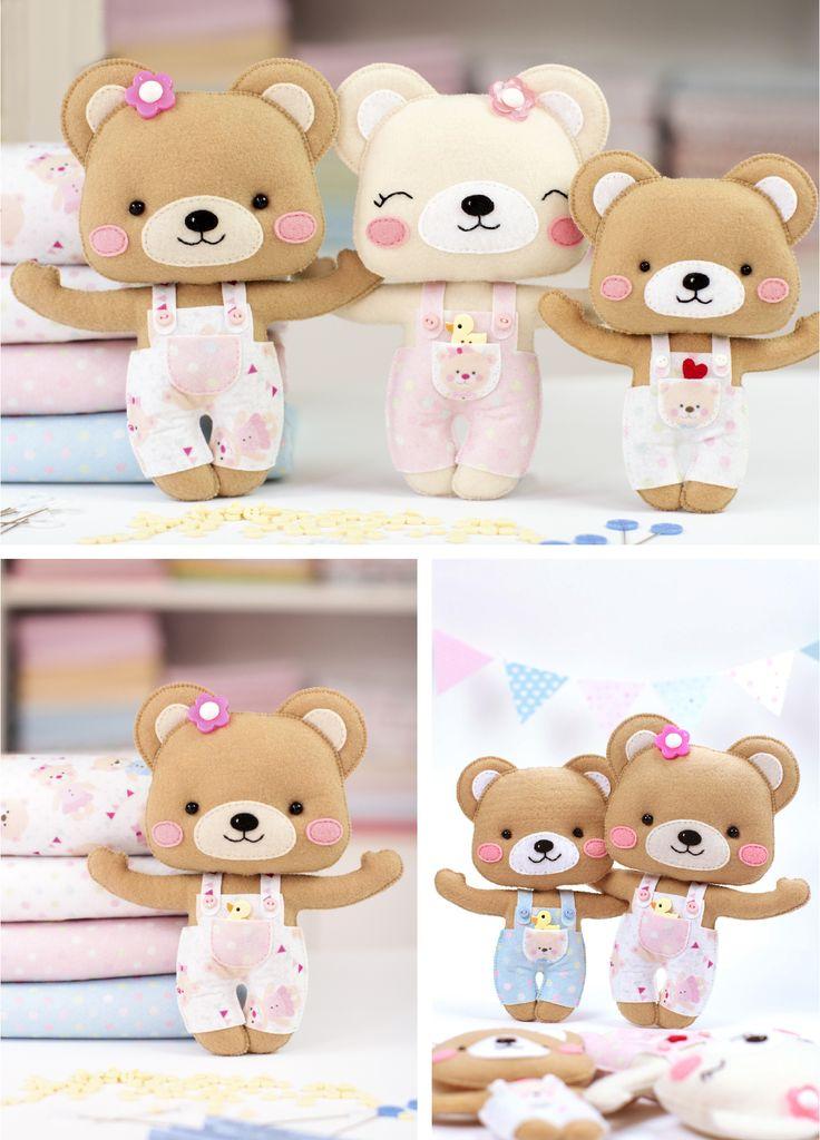 Abraço de Urso – Érica Catarina – Mewi Estampados