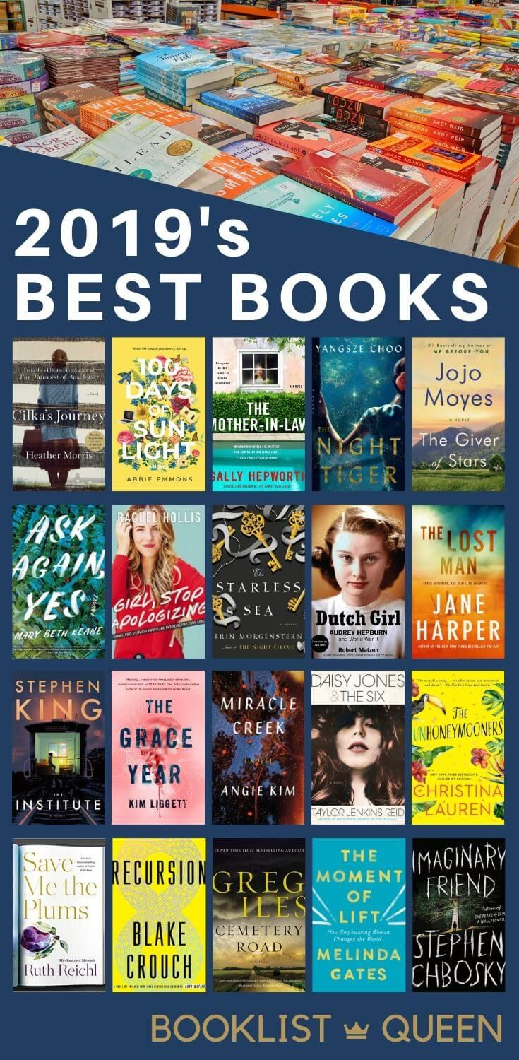 Best Books 2019 The Best Of The Year Book Club Books Good
