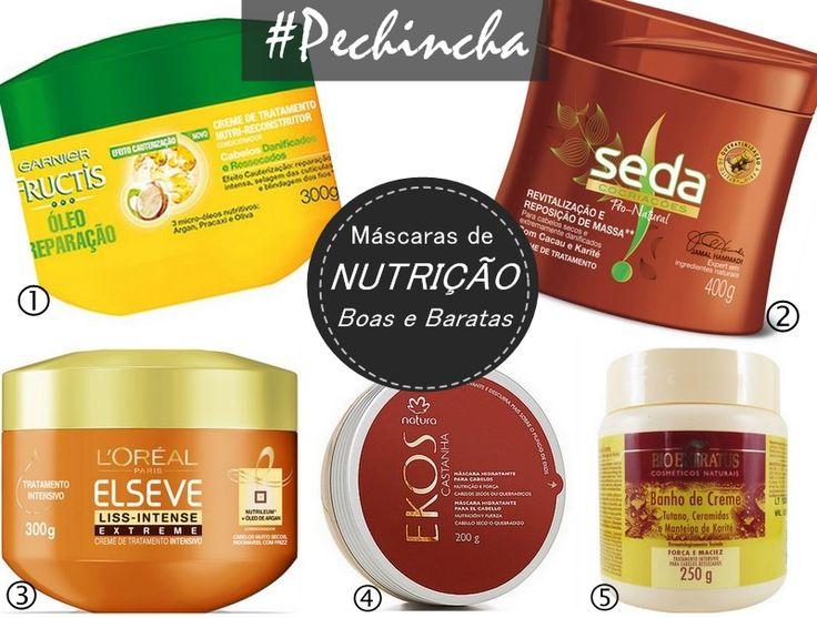 Máscaras nutrição: http://jurovalendo.com.br/2014/01/28/pechincha-mascaras-de-nutricao-boas-e-baratas/