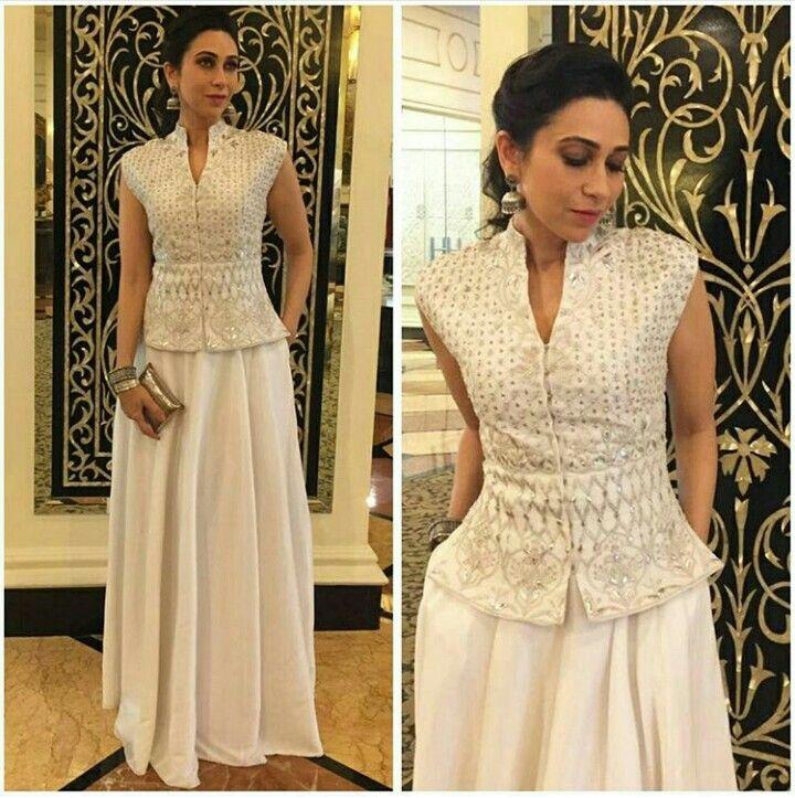 Karishma Kapoor wearing Anita Dongre
