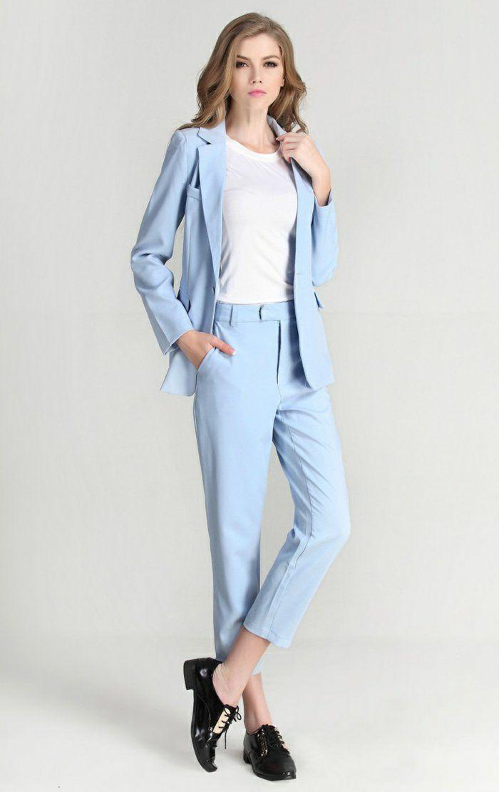 Pantalon tailleur femme costume femme tailleur veste pantalon femme