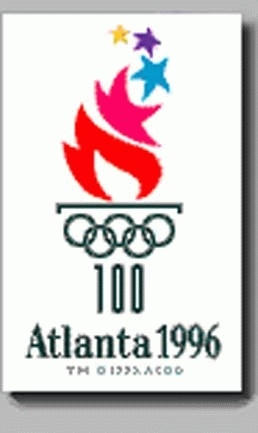 1996 Olympics. What an amazing experience...to be there!