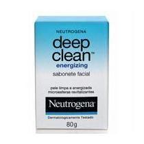Sabonete NEUTROGENA Deep Clean energizante 80g