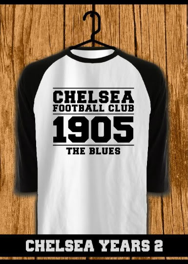 ourkios  - Chelsea Years 2 Tshirt