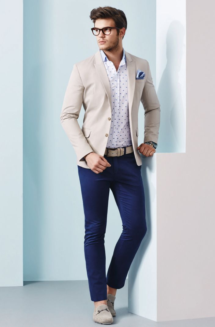 Best 25  Blue pants men ideas on Pinterest