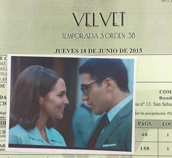 Velvet tercera temporada