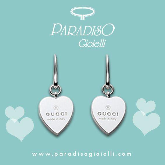 #Orecchini #Gucci eleganti e raffinati!!! Vi piacciono??? Scoprili #online ad un prezzo speciale!!! #Gioielli #Jewels