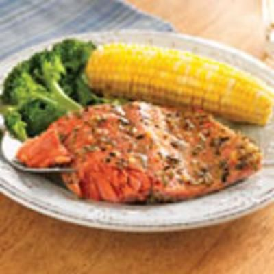 Herb Baked Salmon: Fish Recover, Maine Dishes, Herbs Baking, Healthy Eating, Baked Salmon, Baking Salmon Recipes, Yummy Stuff, Favorite Recipes, Ruled Ruled