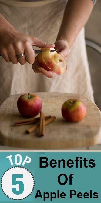 Top 5 benefits and uses of apple peel for skin hair and health - Practical uses for the apple peels ...