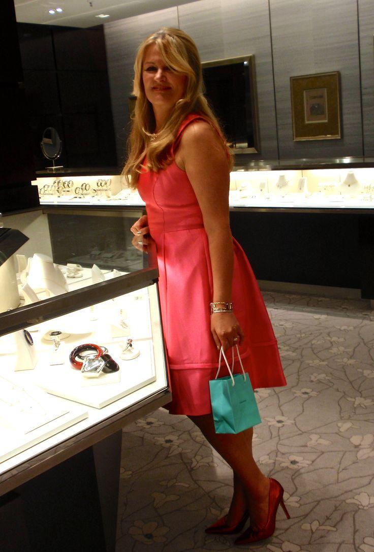 * Tiffany's Boutique Berlin KaDeWe *
