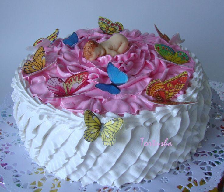 1.1. Торт с рюшами. История одного торта