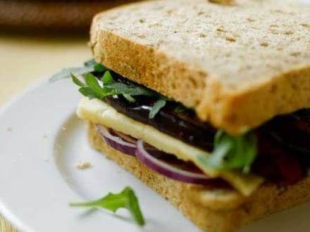 #sandwich  #queso #rico