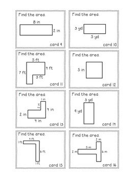 math worksheet : area and perimeter math centers and math on pinterest : Maths Worksheets Area And Perimeter