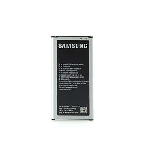 Buy Samsung Galaxy S5 Standard Battery (2800mAh) NFC - Frustration-Free Packaging - Black NEW for 6.83 USD | Reusell