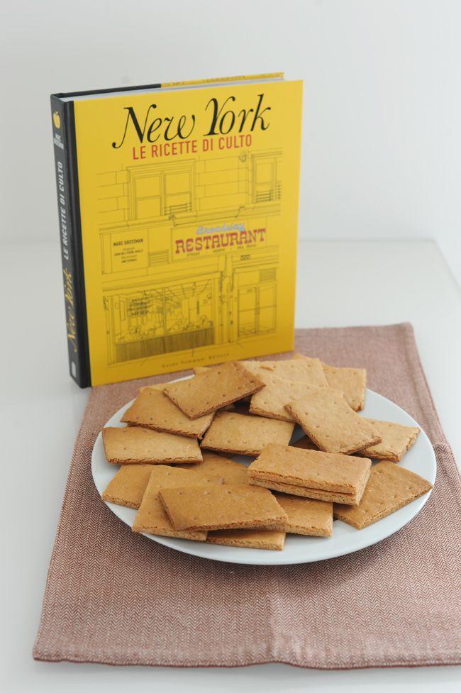 Graham Crackers e la sana voglia di Halloween pre Ferragosto | | gikitchen |