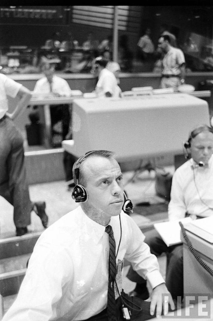 Mercury Orbit Shoot Date taken:1961 Photographer:Ralph Morse