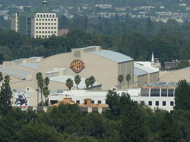 Warner Bros. Studios in Burbank, California - I think this is taken from Universal Studios Hollywood