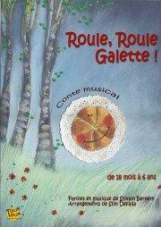 Roule, Roule Galette ! Théâtre Aktéon Affiche