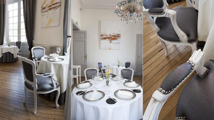 -> galerie restaurant   Le Gabriel Bordeaux   Restaurant gastronomique Bordeaux   Nicolas Frion   Site officiel