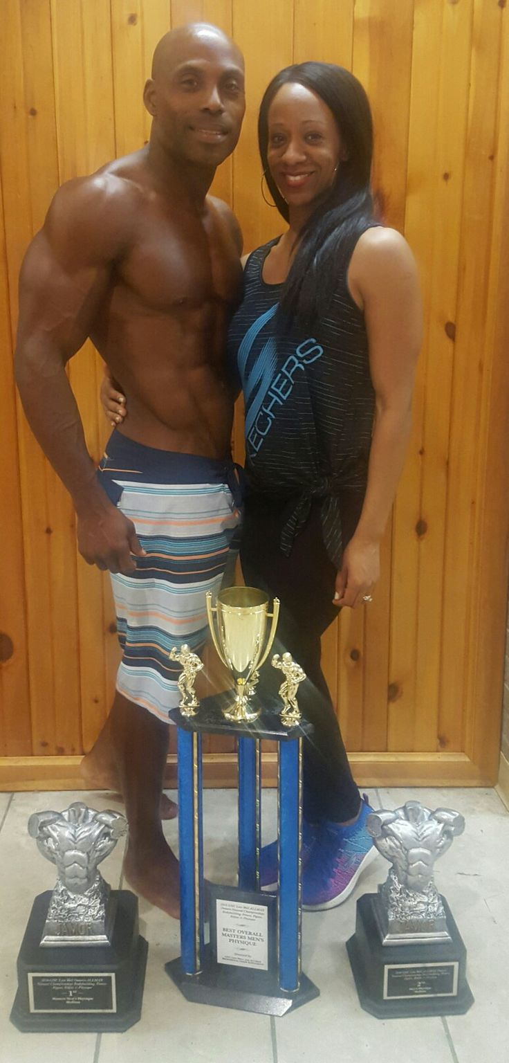 My hubby taking taking the Overall Masters Mens Natural Physqiue Provincial Champion title last night. So darn proud of this man...such a blessing!
