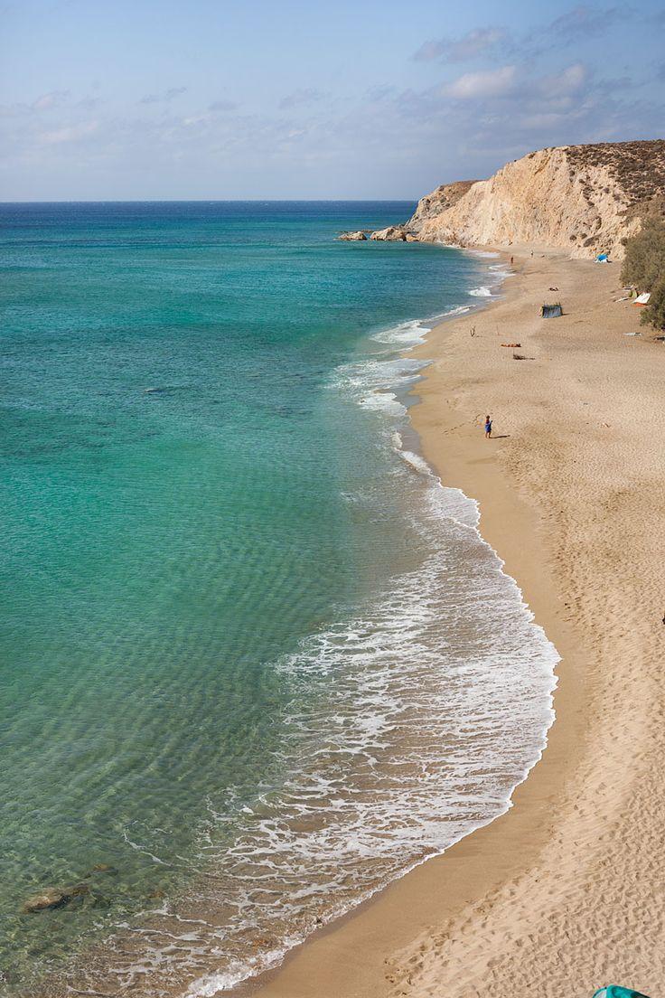 Roukounas beach, Anafi