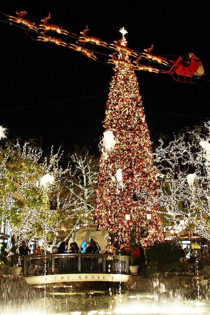 christmaswithsamandsydney u201c Christmas at the Grove in LA ? u201d & 576 best Christmas Lights 2 images on Pinterest | Christmas lights ... azcodes.com