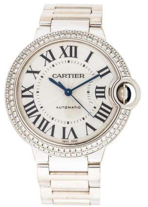 Ballon Bleu De Cartier Watch In 2020 Cartier Ballon Bleu