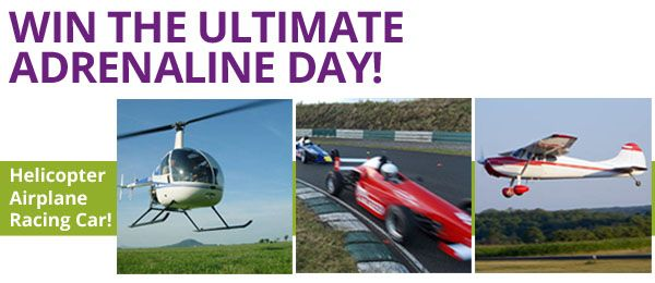 WIN the Ultimate Adrenaline Day with AllGifts.ie. Click here to enter: http://34.gs/42b0 #allgifts2014