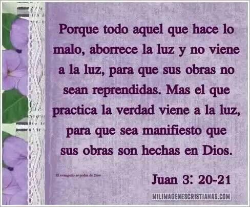 Juan 3:20-21