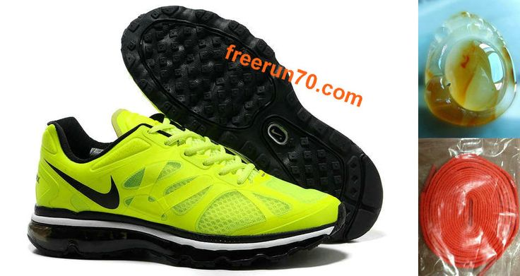 buy new volt black white 487982 701 nike air max 2012 mens the most flexible running shoes