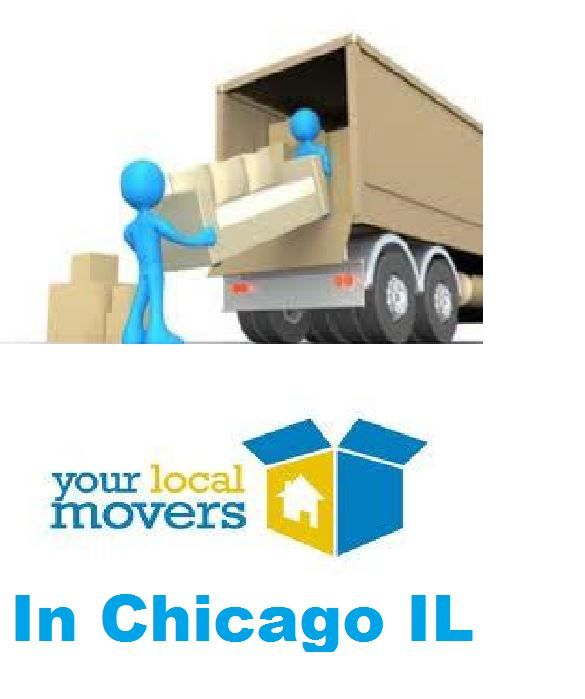 Local Movers Chicago IL www.thepromove.com