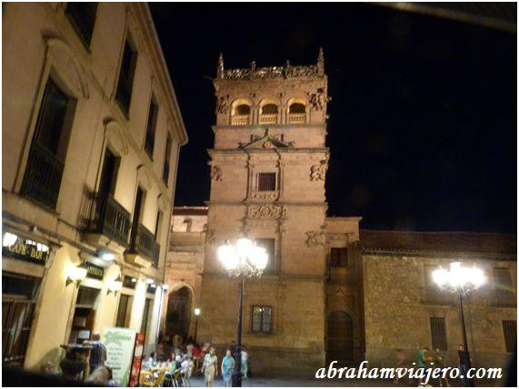 Casa de Las Concha Salamanca Palacio de los Condes de Gomera de Osuna Palacio de Monterrey Salamanca Palacio der las…